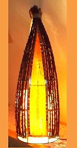 Lampe GRAYA - Deko-Leuchte, Stimmungsleuchte, Stehlampe, Grösse:ca. 65 cm