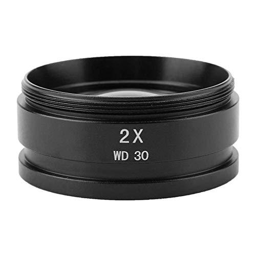0.3X 0.5X 0.75X 1.5X 2.0X Microscoop Groothoek oculair Interface 23.2mm Zwart 2.0X