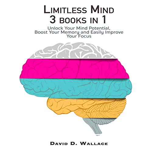 Limitless Mind 3 Books in 1 audiobook cover art