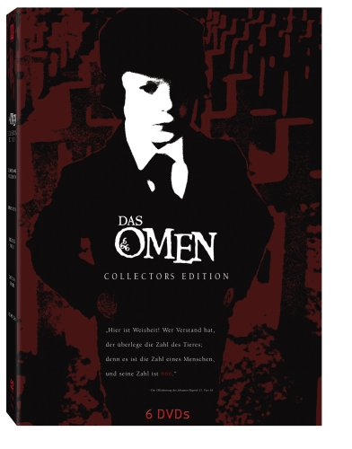 Omen - Ultimate Collector's Edition (6 DVDs)