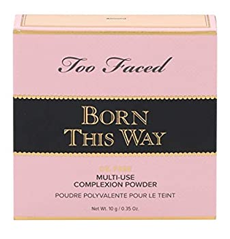 Too Faced Born This Way Complexion Powder - Almond