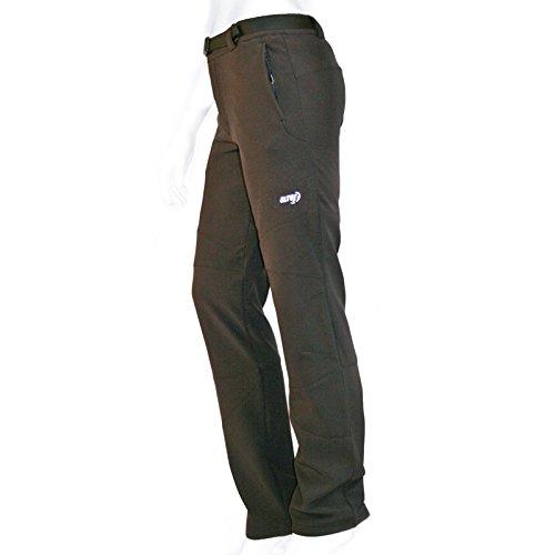 Grimsey Shell Layer Altus Un Pantalon Famme Noir Taille XL