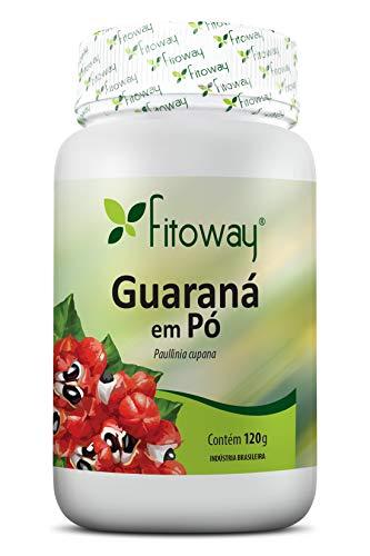 Guaraná Em Pó Fitoway - 120g, Fitoway