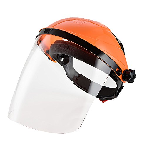 Máscara de seguridad con visera y...