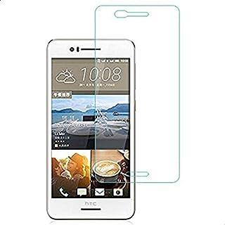 اتش تي سي شاشة حماية زجاجية لاجهزة اتش تي سي ديزاير 728 جي , 5.5 انش