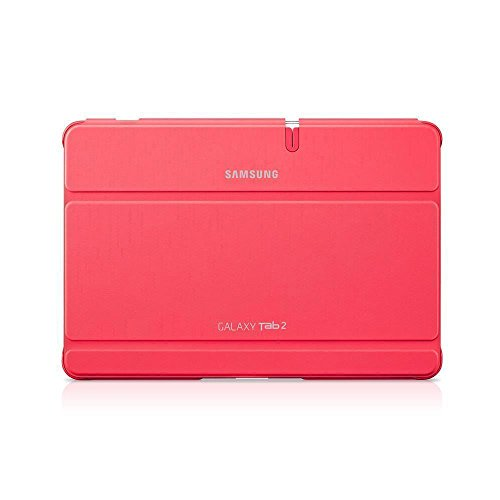 Samsung Efc-1H8Specstd Book Cover per Galaxy Tab 2 10.1, Rosa