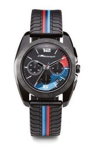 BMW M Motorsport Chronograph Herren gebraucht kaufen  Wird an jeden Ort in Deutschland