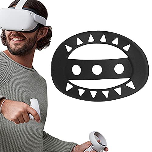 Acolchado Para La Parte Posterior De La Cabeza Para Auriculares Oculus Quest 2, Cojín Equilibrio De Presión Gravedad, Cómodos Accesorios Almohadilla TPU Suave, Antiarañazos, Antichoque, Antifugas