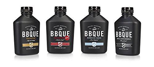 BBQUE Vorteilspaket Original Bayrische Barbecue Saucen im 4er Set …