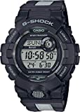 Casio GBD800LU-1 Men's Black/Grey Bluetooth Steptracker Alarm Chronograph G Shock Sports Watch