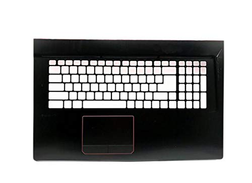 HuiHan Replacement for MSI GE73 GE73VR MS-17C1 17C7 Laptop Palmrest Upper Case Keyboard Cover 3077C1C216HG01