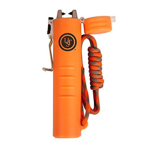 UST TekFire Charge Fuel-Free Lighter with a Lightweight, Rugged Construction, Battery Bank and...