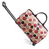 Mdsfe Equipaje Maleta Trolley Bolsas de Equipaje de Viaje con Ruedas Rolling Carry en Bolsa de Maleta portátil - 10, a1