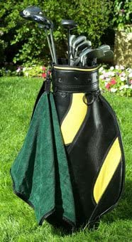 Picnic at Ascot Golf Towel and Max 88% OFF Cover Club Our shop most popular