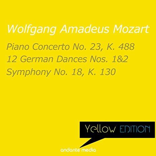 Svetlana Stanceva, Peter Schmalfuss, Alberto Lizzo, Mozart Festival Orchestra