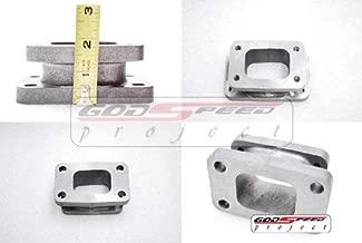 T25 Turbo to T3 Turbo Conversion Adaptor Flange (Cast) Turbo Flange