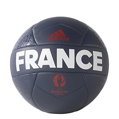 adidas Euro16 OLP Fra C - Balón, color azul / blanco / rojo, talla ...