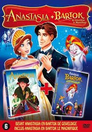 DVD - Anastasia/Bartok the magnificent (1 DVD)