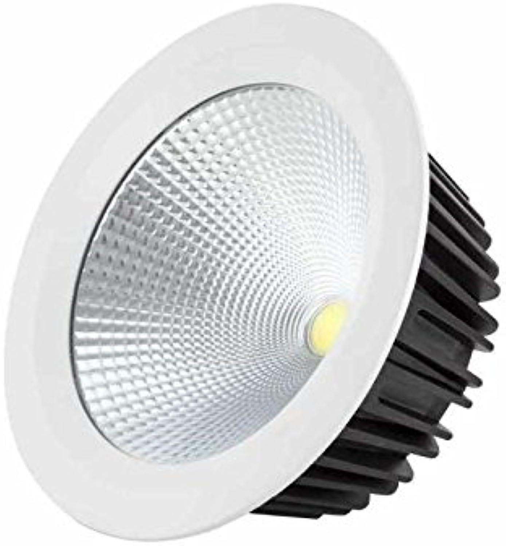 Downlight LED 60W 6500K Wei High Power