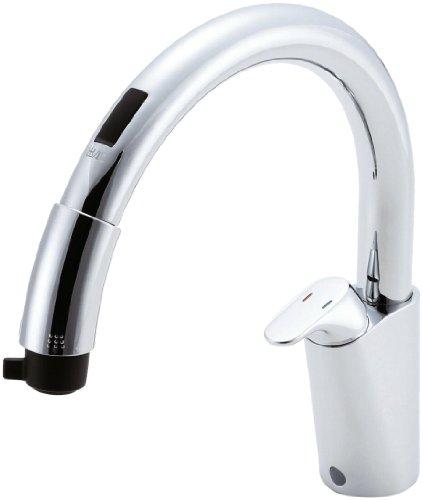 LIXIL(リクシル) INAX キッチン用タッチレス水栓 RSF-671 一般地仕様の商品画像
