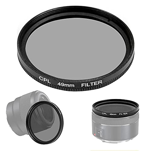 YooSz SLR Filtro De Polarizador De Cámara 49mm / 52mm / 55mm / 58mm / 62mm / 67mm / 72mm / 77mm / 82mm CPL Filtro/Ajuste para Canon, Nikon DSLR Accesorios De Lentes (Caliber : 82mm)