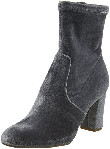 Steve Madden Avenue, Bottes Classiques Femme Gris (Grey 001) 37.5 EU
