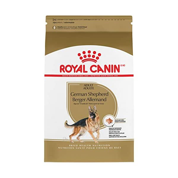 Royal Canin German Shepherd Adult Breed Specific Dry Dog Food