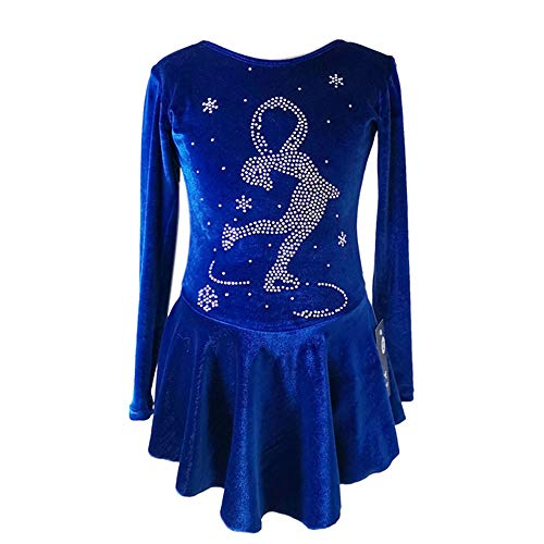 Girls Figure Ice Skating Dress V...