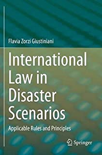 International Law in Disaster Scenarios: Applicable Rules and Principles