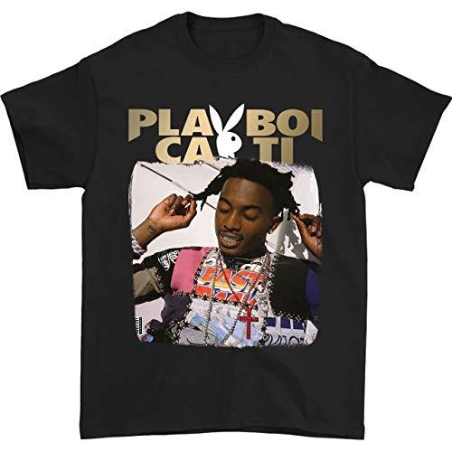 HUO ZAO Playboi Carti Shirt Special Men's t Shirts top Black S