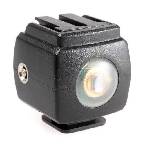 JJC JSYK-6 Servo-Blitzauslöser für Sony/Minolta Aufsteck-Blitze mit Mittenkontakt