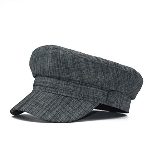 Yhhzw Autumn Winter Hats For Women Solid Plain Octagonal Newsboy Cap Men Ladies Casual Wool Hat Winter Beret Women Painter Cap Size 56-59Cm