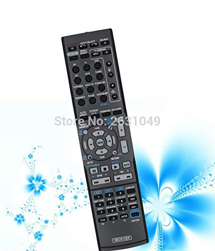 Calvas Fernbedienung für Pioneer VSX-421 VSX-329 VSX-521 VSX-423 VSX-322 VSX-521K vsx-430k Verstärker Audio Video AV-Receiver