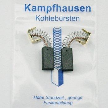 Kohlebürsten Kohlestifte für Black & Decker Kreissäge Handkreissäge KS 846,KS 846 N,KS 850,KS 855,KS 864,PL 40