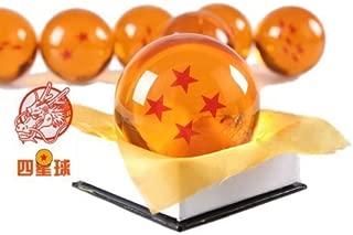 One point Crystal 7cm cosplay props Ruleronline four star ball (DRAGON BALL) Crystal Dragon dragon ball Dragon Ball (japan import)