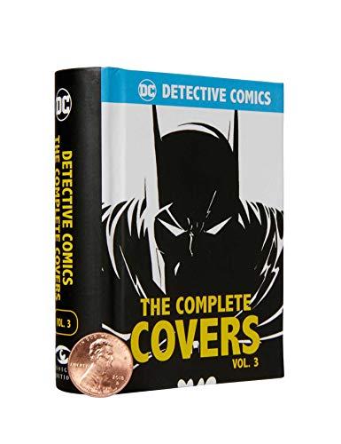 DC Comics: Detective Comics: The Complete Covers Vol. 3 (Mini Book)