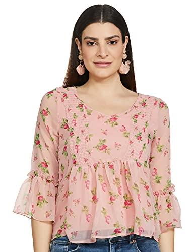 Cherokee by Unlimited Women's Regular Dress Shirt