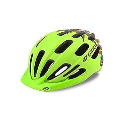 Giro Hale MIPS Youth Visor Bike Cycling Helmet - Universal Youth (50-57 cm), Matte Lime (2021)
