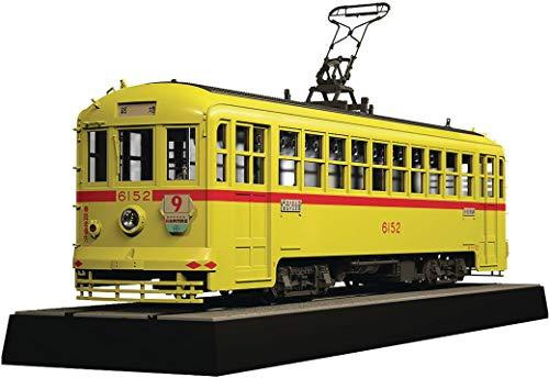 1/24 東京都電6000形 -昭和- 1/24スケール PS製 組み立て式プラスチックモデル