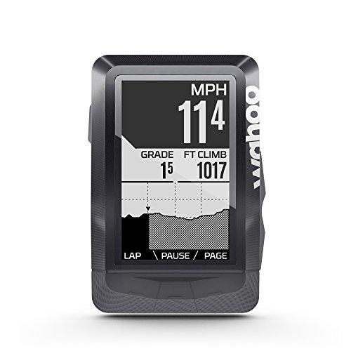 Wahoo Fitness ELEMNT COMPTEUR DE VÉLO GPS noir
