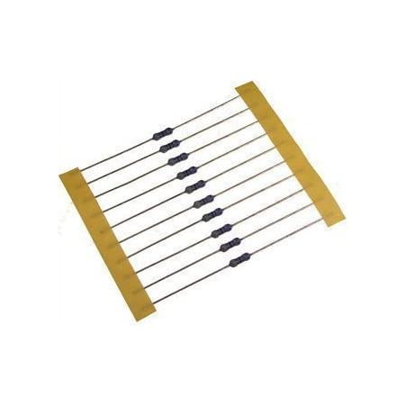 Widerstand 10k Ohm Set 10 Fach Metallschicht 0 6w Elektronik