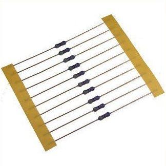Widerstand 10k Ohm, Set 10-Fach, Metallschicht 0.6W