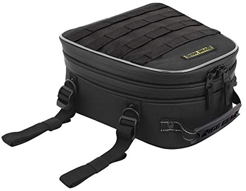 Nelson-Rigg RG-1050 Black Trails End Dual Sport/Enduro Tail Bag