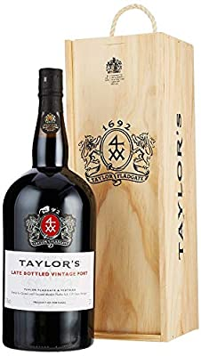 Taylors Port Late Bottle 2016 Vintage Fortified Wine in Gift Box 150 cl