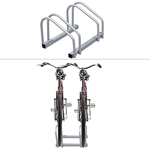 EINFEBEN Fahrradständer 2 Fahrräder |...