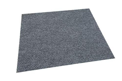 IncStores Hobnail Designer Carpet Tile Self Adhering 18