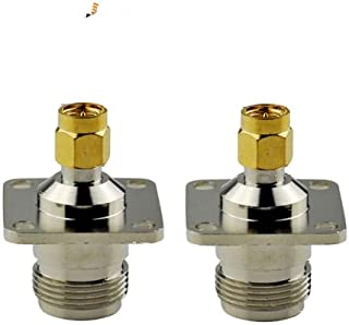 2 hole flange mount sma connector