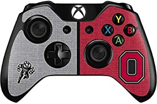 Skinit Decal Gaming Skin Compatible with Xbox One Controller - Officially Licensed Ohio State University OSU Ohio State Bu...