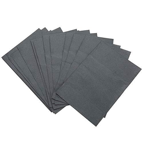Oil Control Paper - Papier absorbant pour contrôle du visage pour hommes Face Blotter, mouchoirs en papier absorbant, 80Pcs / paquet