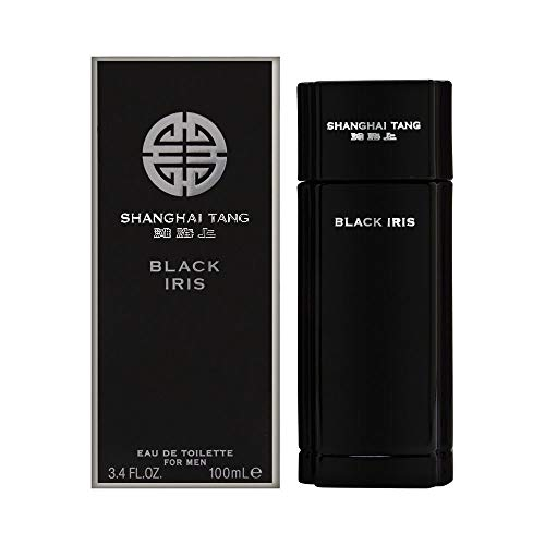 Shanghai Tang Black Iris for Men 3.4 oz Eau de Toilette Spray